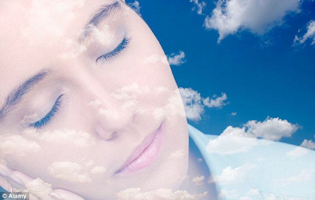 Abrupt awakening: Dreams that wake you early are often a result of having eaten a fatty meal the night before, or obesity, stress or depression