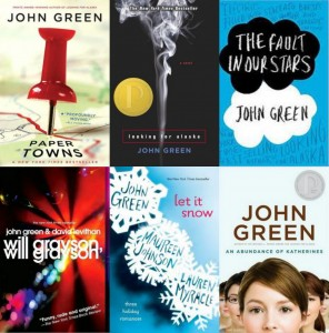john-green-covers-collage