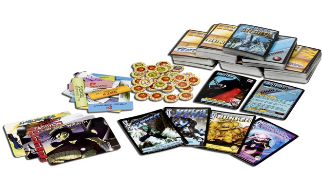 игра Sentinels of the Multiverse